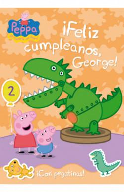 ¡Feliz cumpleaños George!...