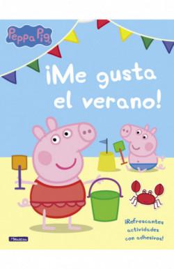 ¡Me gusta el verano! (Peppa Pig. Actividades)