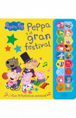 Peppa Pig y el gran festival
