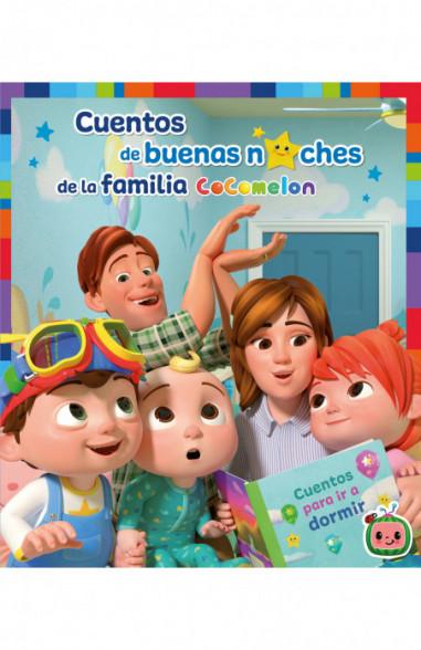 Cuentos de buenas noches con la familia Cocomelon