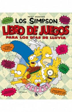 Libro de juegos para los días de lluvia (Los Simpson. Actividades)