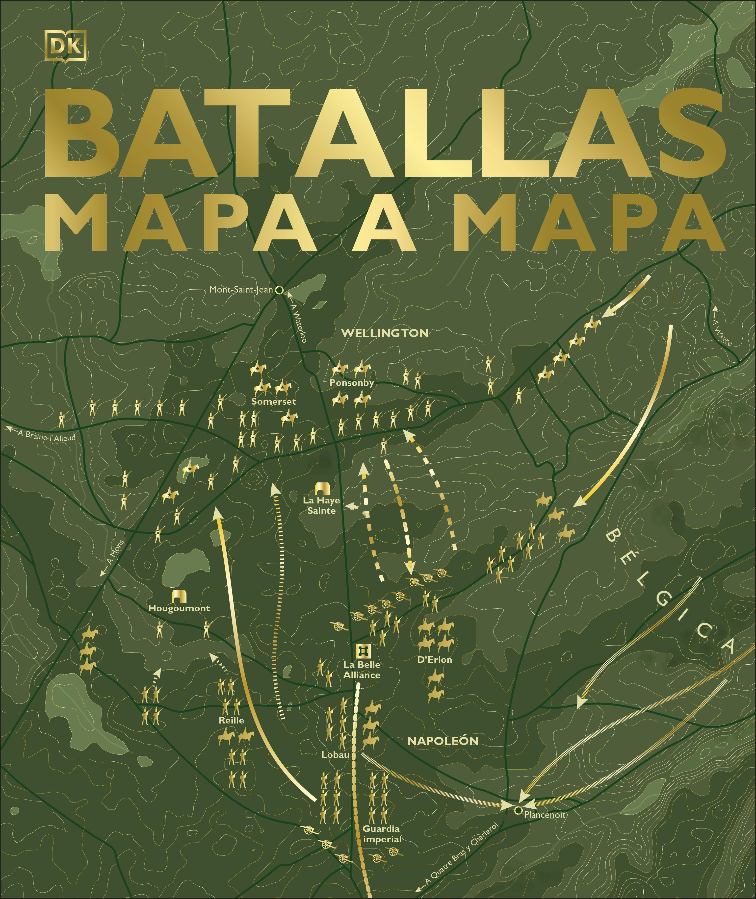 Batallas mapa a mapa