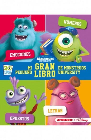 Mi pequeño gran libro de Monstruos,...