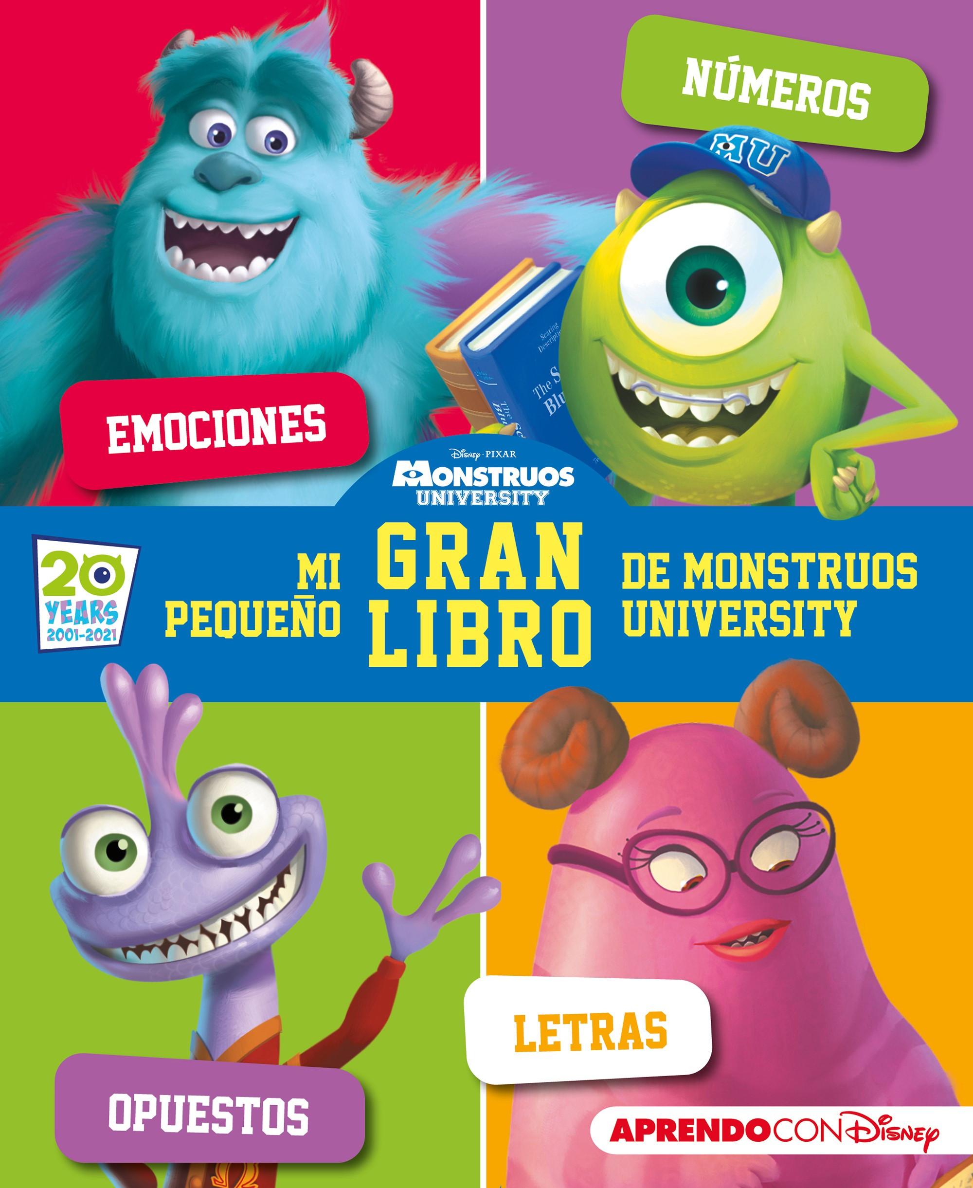 Mi pequeño gran libro de Monstruos, S. A.