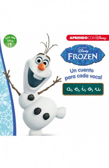 Frozen. Un cuento para cada vocal: a,...