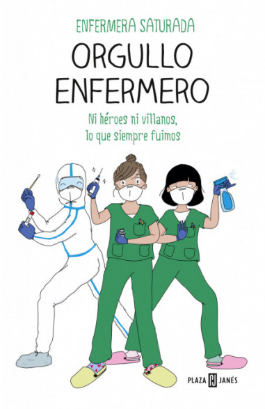 Orgullo enfermero