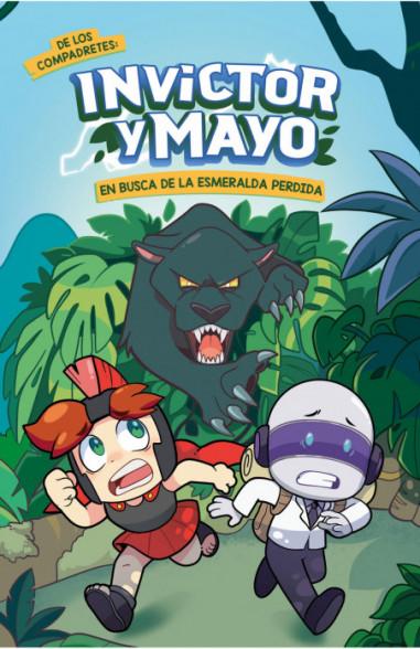 Invictor y Mayo en busca de la...