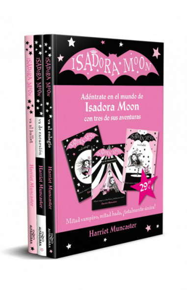 Pack Isadora Moon: Isadora Moon va al...