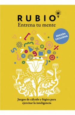 Juegos de cálculo y lógica para ejercitar la inteligencia (edición exclusiva) (Rubio. Entrena tu mente)
