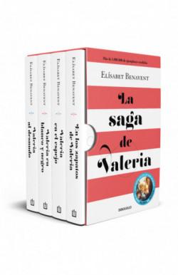 La saga de Valeria (edición...