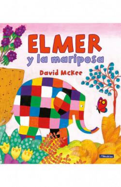 Elmer y la mariposa (Elmer. Álbum ilustrado)