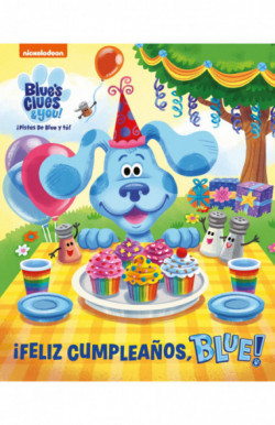 ¡Feliz cumpleaños, Blue! (Las pistas de Blue y tú)