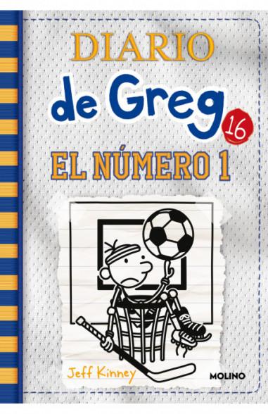 Diario de Greg 16: El número 1