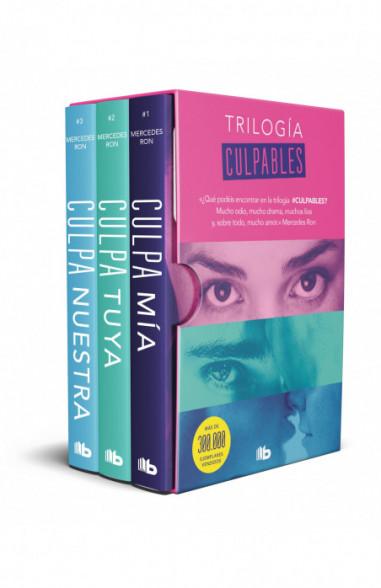 Trilogía Culpables (estuche con: Culpa mía   Culpa tuya   Culpa nuestra)