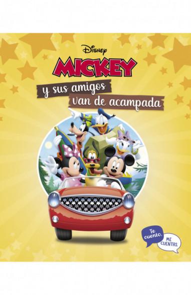 Mickey y sus amigos van de acampada....