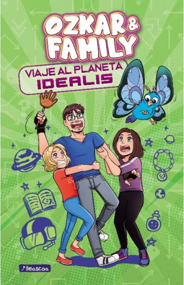 Viaje al planeta Idealis (Ozkar &...