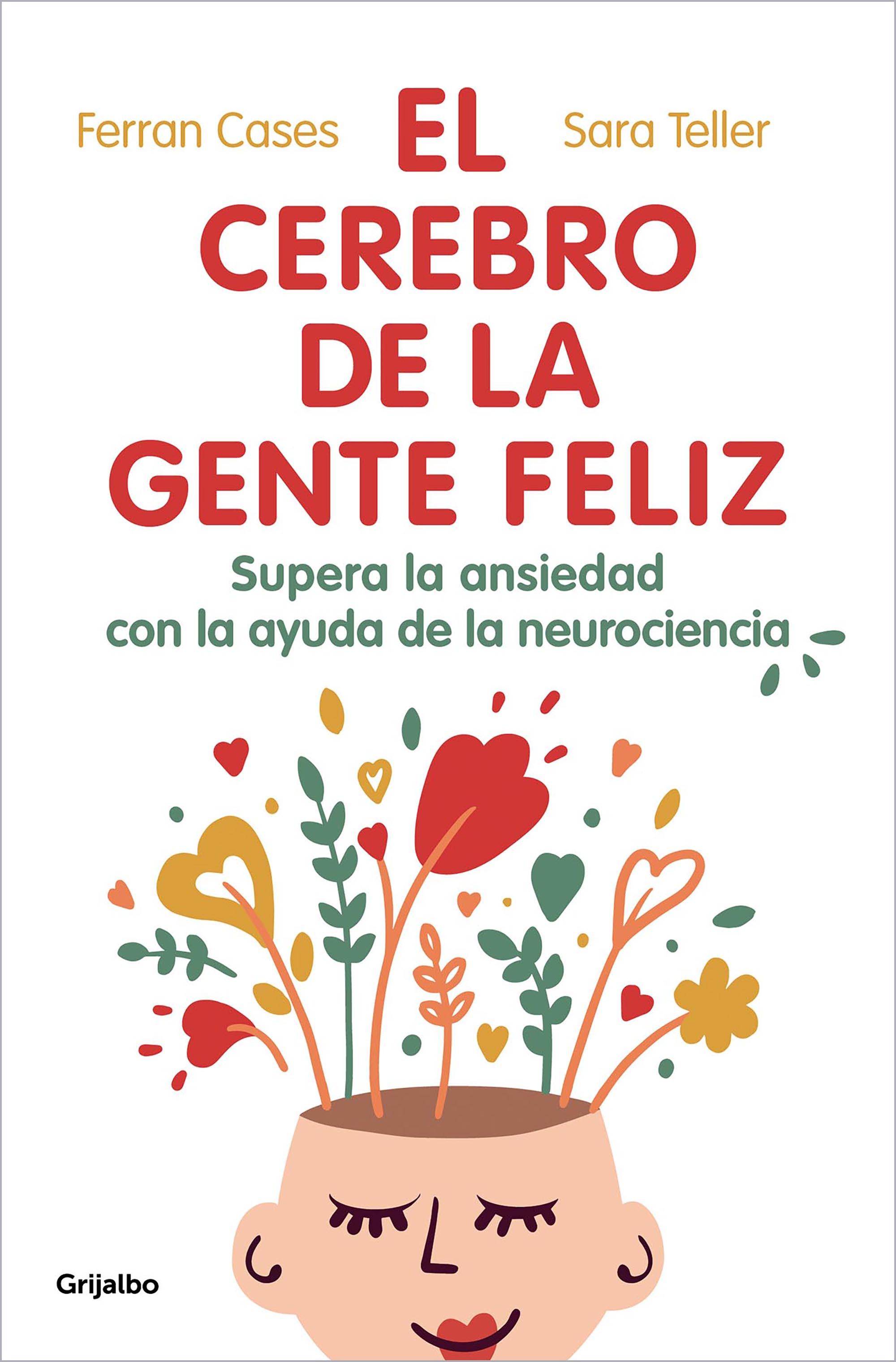 El cerebro de la gente feliz