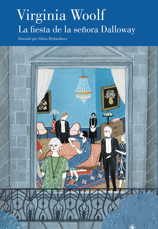 La fiesta de la señora Dalloway (edición ilustrada)