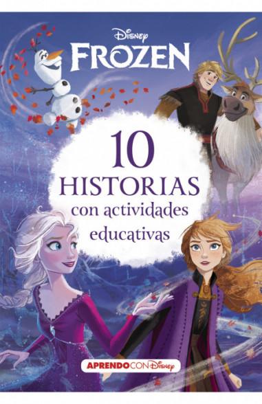 Frozen. 10 historias con actividades educativas