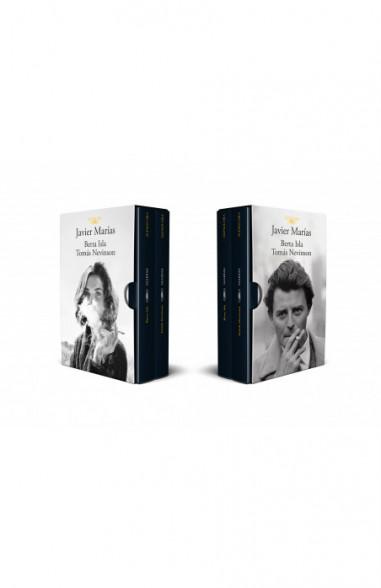 Javier Marías (edición pack con: Berta Isla | Tomás Nevinson)