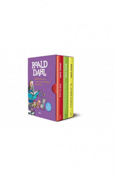 Roald Dahl (edición estuche con:...