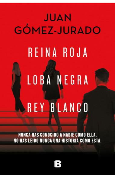 Trilogía Reina Roja (edición pack...