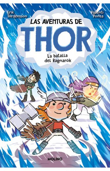 Las aventuras de Thor 3. La batalla...