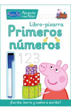 Primeros números (Lipro-pizarra) (Peppa Pig. Cuaderno de actividades)