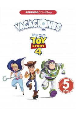 Vacaciones con Toy Story 4....