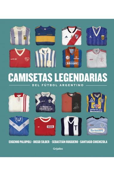 Camisetas legendarias del fútbol...