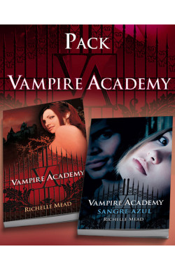 Pack Vampire Academy (contiene: Vampire Academy Vampire Academy 1 y Sangre azul Vampire Academy 2)