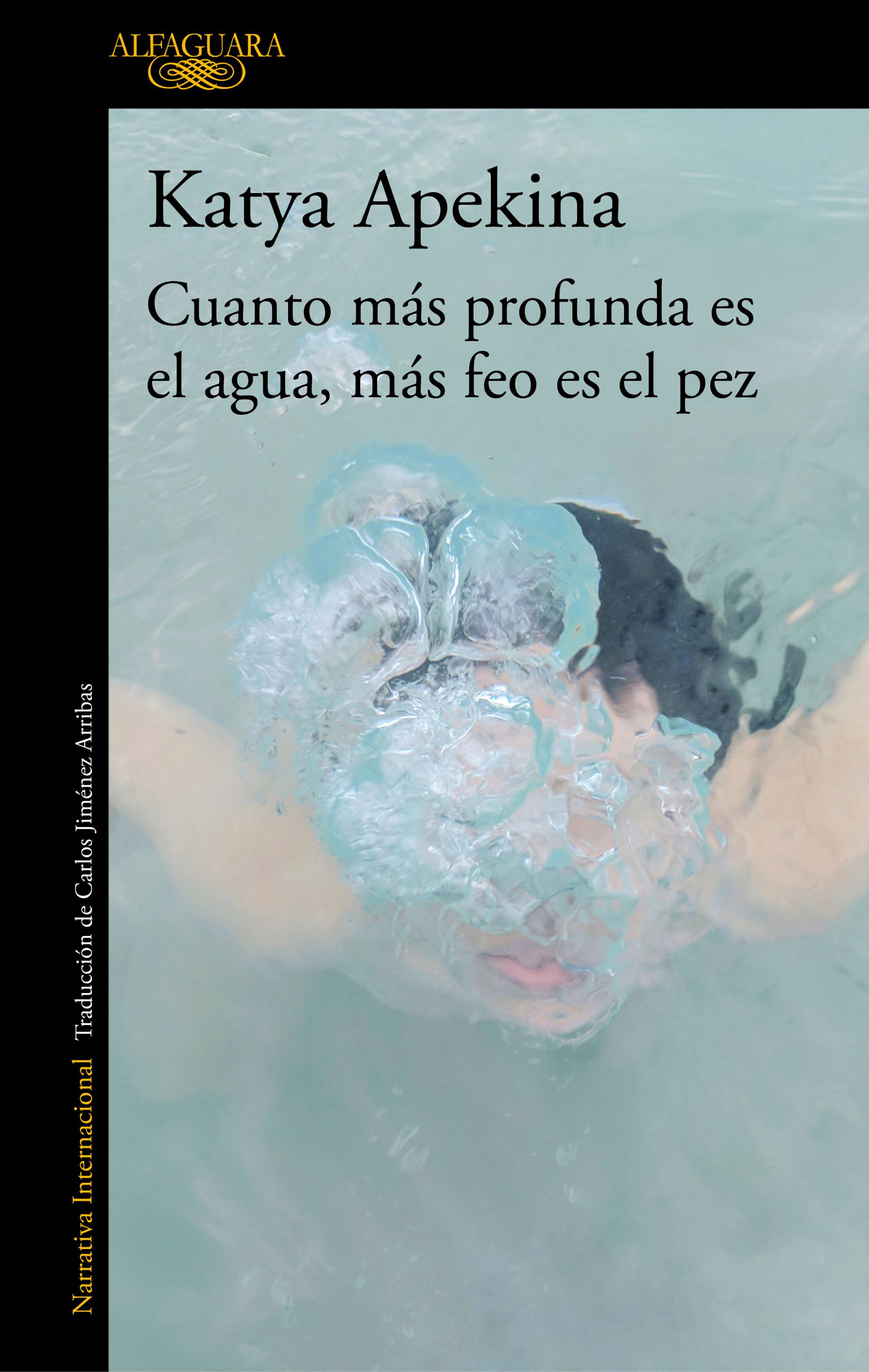 Cuanto más profunda es el agua, más feo es el pez