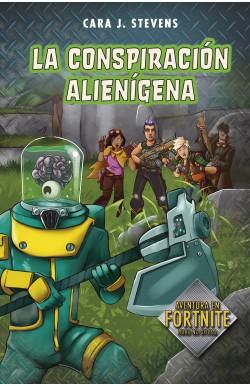 La conspiración alienígena (Battle Royale: Secretos de la isla 2)
