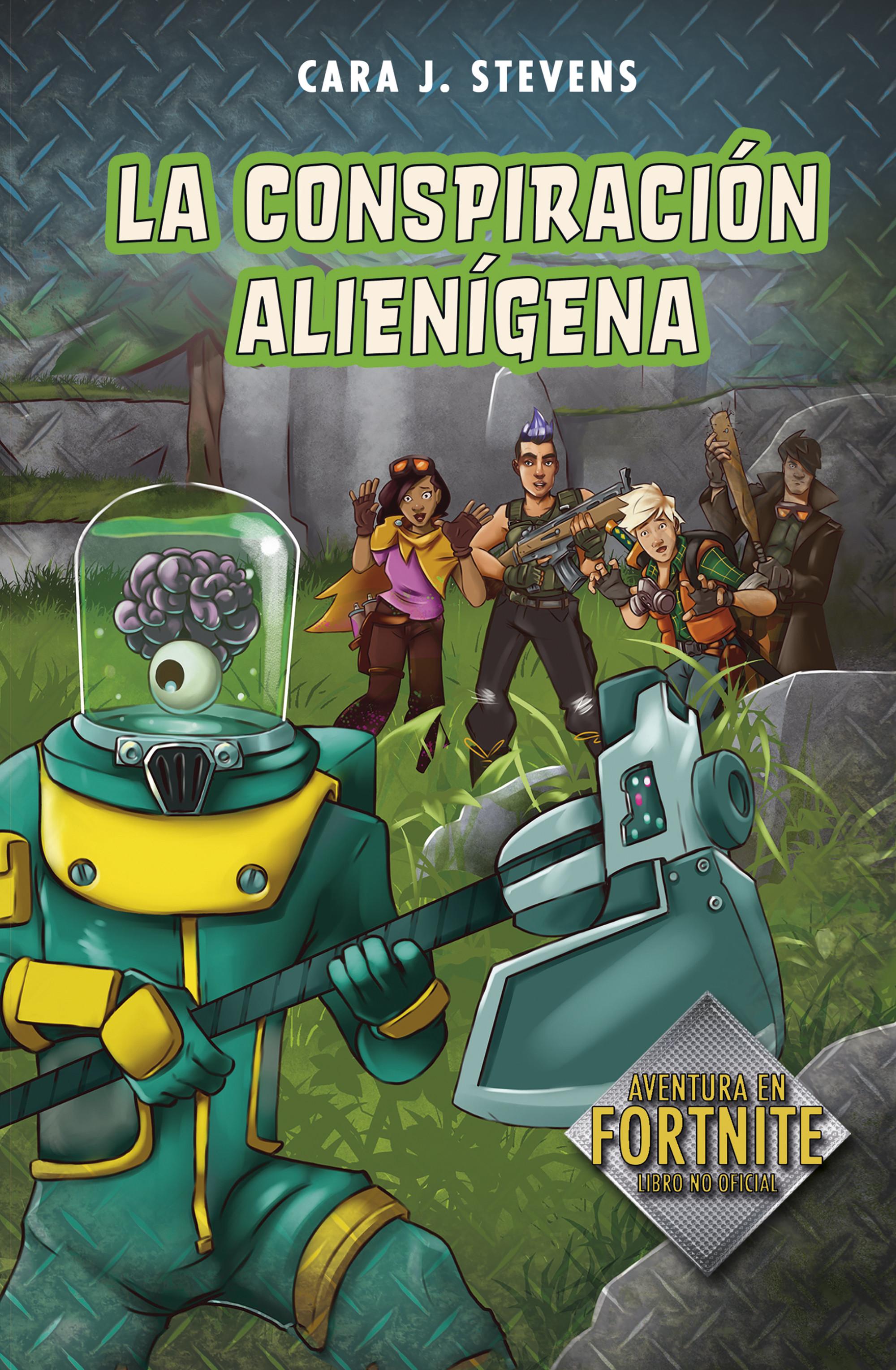 La conspiración alienígena (Fornite: Secretos de la Isla 2)