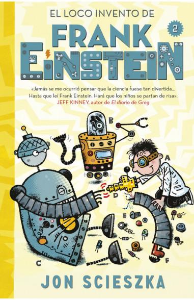 El loco invento de Frank Einstein...