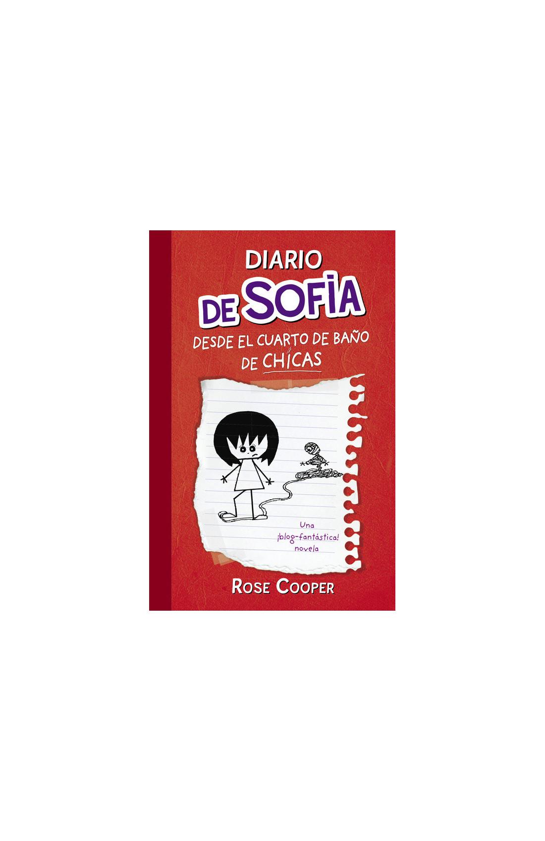 Diario de Sofía desde el cuarto de baño de chicas (Serie ...