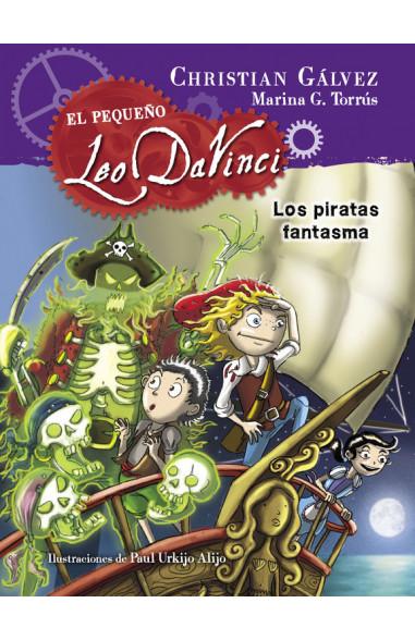 Los piratas fantasma (El pequeño Leo...