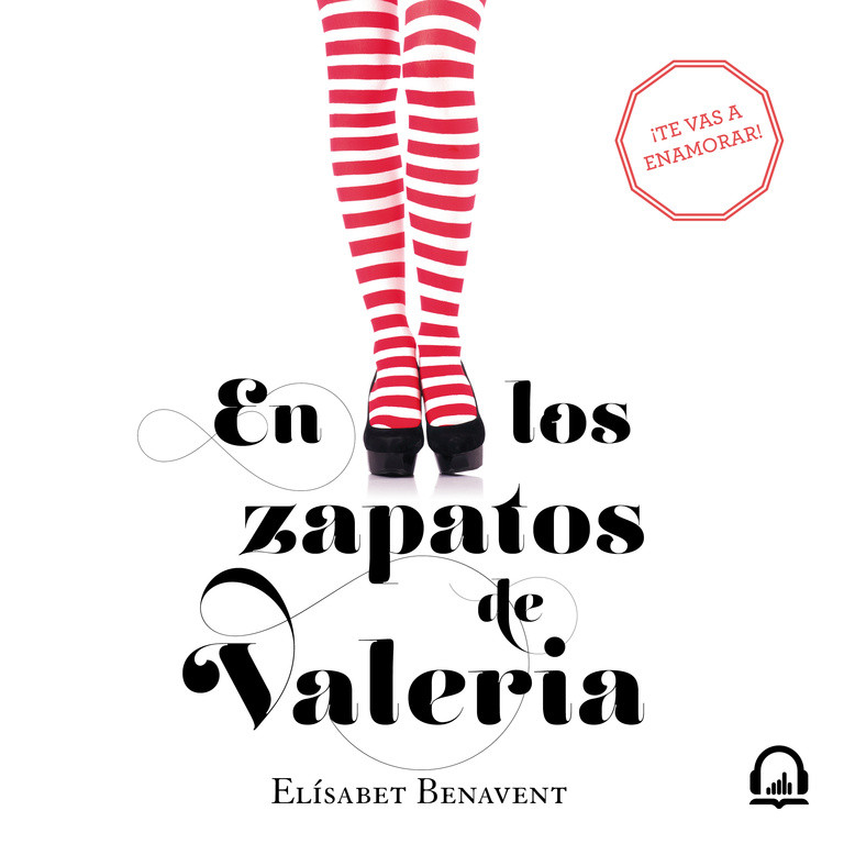 En los zapatos de Valeria (Saga Valeria 1)