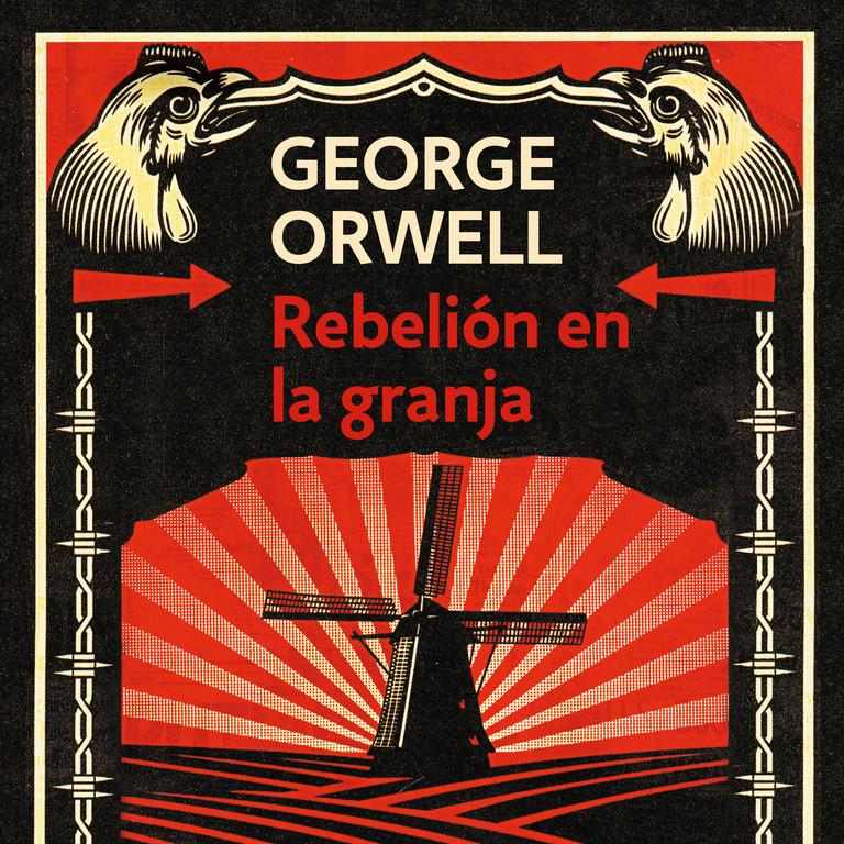 Rebelión en la granja (edición definitiva avalada por The Orwell Estate)