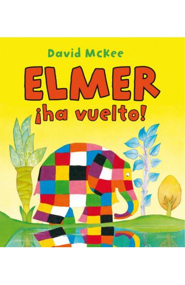 ¡Elmer ha vuelto! (Elmer. Álbum...