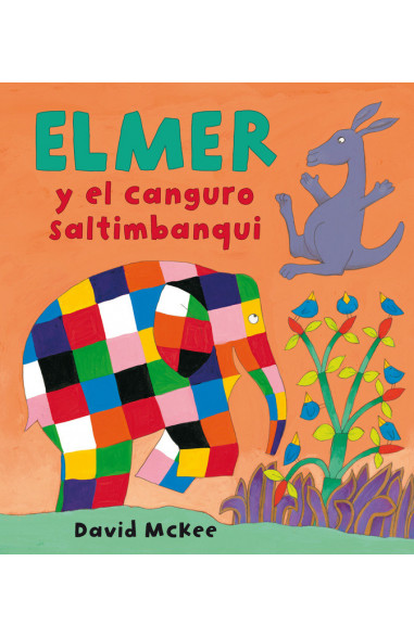 Elmer y el canguro saltimbanqui...