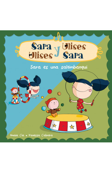 Sara es una saltimbanqui (Serie Sara...