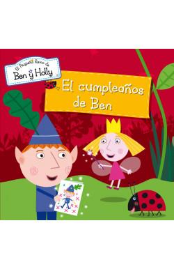 El cumpleaños de Ben (Un cuento de El pequeño reino de Ben y Holly)