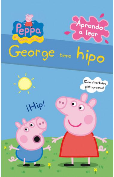 George tiene hipo (Peppa Pig....
