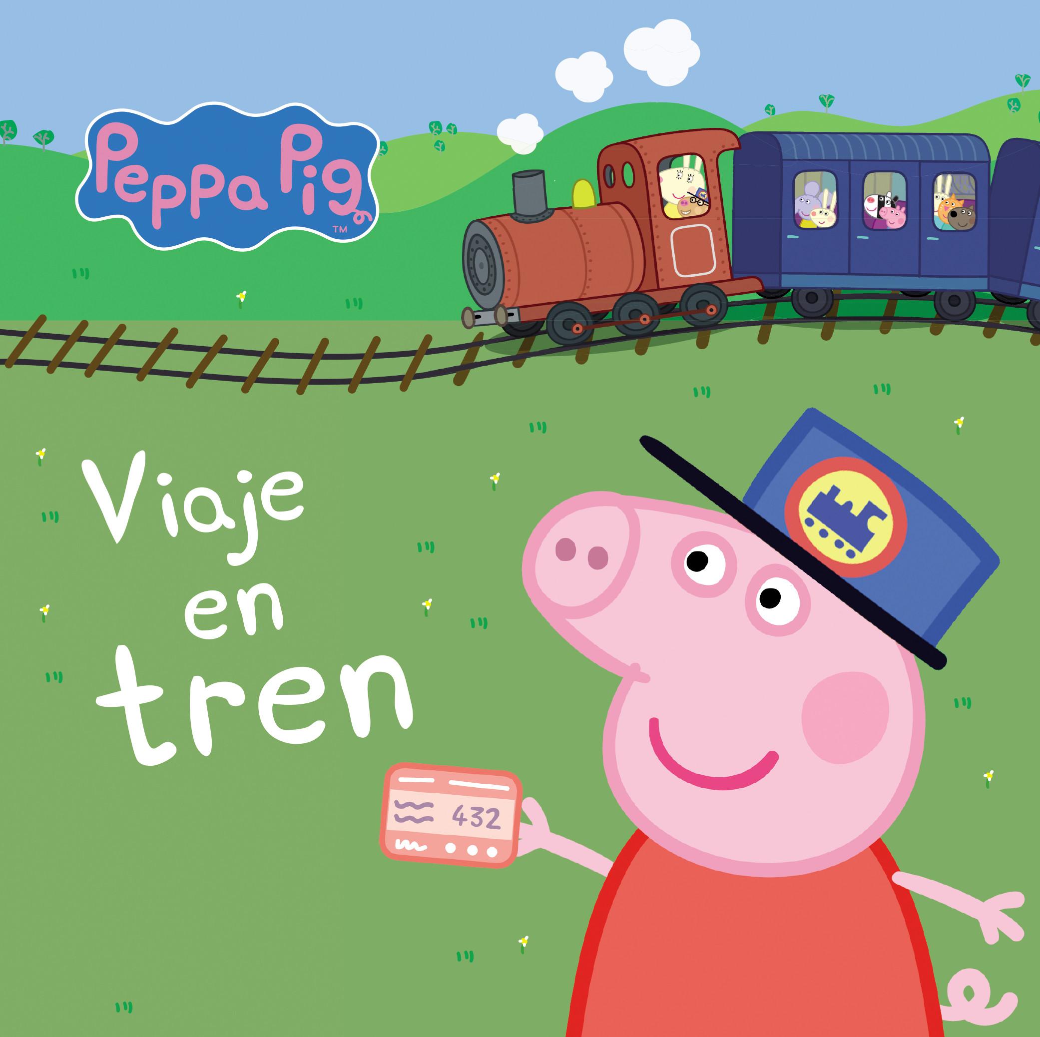 Viaje en tren (Peppa Pig. Pequeñas manitas)