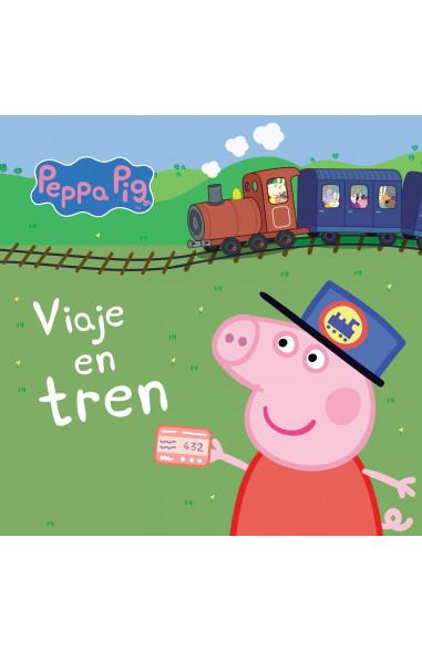 Viaje en tren (Peppa Pig. Pequeñas...