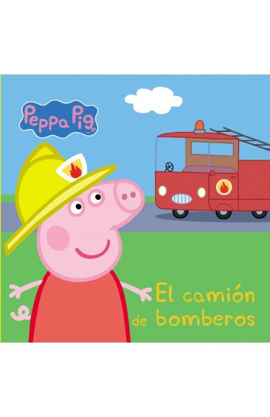El camión de bomberos (Peppa Pig....