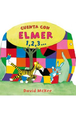 Cuenta con Elmer 1,2,3... (Elmer. Pequeñas manitas)