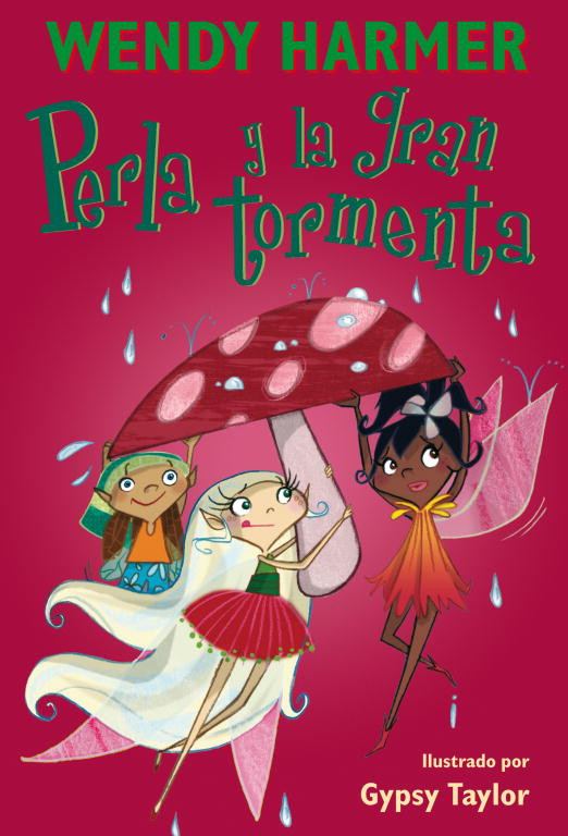 Perla y la gran tormenta (Colección Perla)