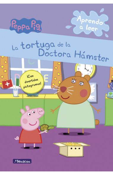 La tortuga de la Doctora Hámster...